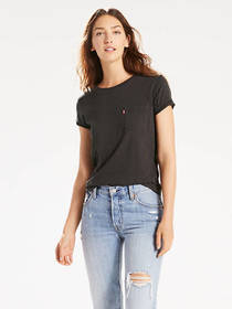 Levi's Perfect Pocket Crewneck Tee Shirt