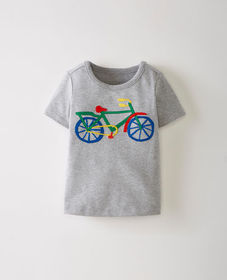 Hanna Andersson Sueded Jersey Art Tee