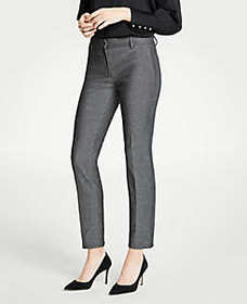 The Ankle Pant - Curvy Fit