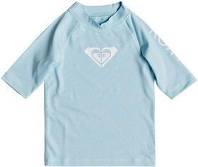Roxy Whole Hearted Rashguard - Girls'