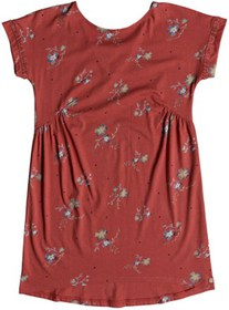 Roxy Dripping Rose Dress - Girls'