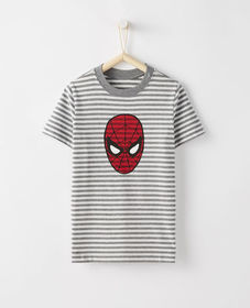 Hanna Andersson Marvel Spider-Man Sueded Jersey Ar