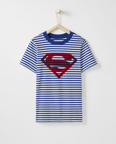 Hanna Andersson JUSTICE LEAGUE™ SUPERMAN™ Sueded J