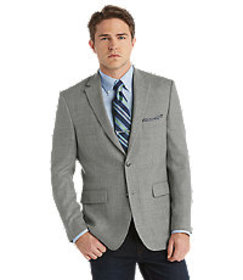 Jos Bank Tropical Blend Tailored Fit Sportcoat CLE