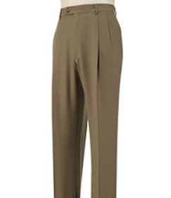 Jos Bank Traveler Pleated Front Suit Separate Pant