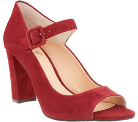 Vince Camuto Peep-Toe Cross Strap Pumps - Selmer -
