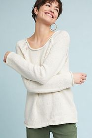 Anthropologie Collins Bell-Sleeved Pullover