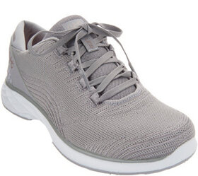 """""""As Is"""" Ryka Knit Lace-Up Sneakers-Lexi - A368978"""