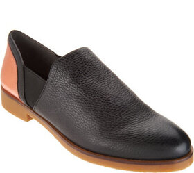 Lori Goldstein Collection Low Ankle Slip-On with E