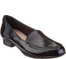 """""""As Is"""" Clarks Leather Slip-On Loafers -Juliet Lor"""