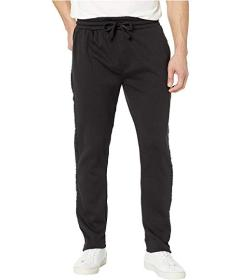 Kenneth Cole New York Knit Track Pants with Logo