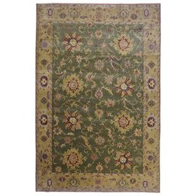 One-of-a-Kind Kaia Fine Peshawar Hand-Knotted 10'1