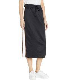 Juicy Couture Tricot Midi Skirt