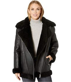 UGG Arrabela Shearling Moto Jacket