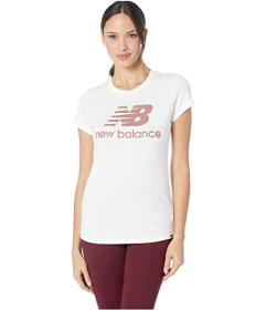 New Balance Essentials Logo Tee