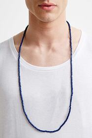 Forever21 Wooden Bead Necklace