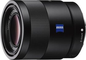 Sony - Sonnar T FE 55mm f/1.8 ZA Lens for Most Son