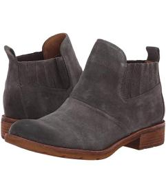 Sofft Steel Grey Cow Suede