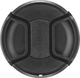 Insignia™ - 49mm Lens Cap - Black