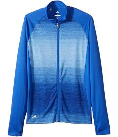 adidas Golf Rangewear Full Zip Jacket (Big Kids)