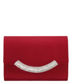 Nina Crystal Embellished Clutch