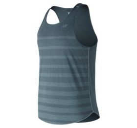 New balance Men's Q Speed Jacquard Tank