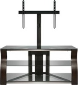 Bell'O - Triple Play TV Stand for Most Flat-Panel