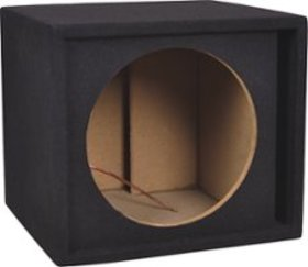 "Metra - 12"" Single Ported Subwoofer Enclosure - Ch"