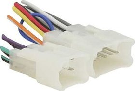 Metra - Wiring Harness for Most 1987 and Later Toy