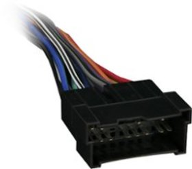 Metra - Wire Harness for Most 1999-2008 Hyundai an