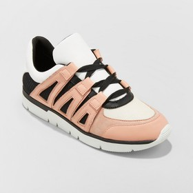 Women's Karlo Lace Up Sneakers - A New Day™ B