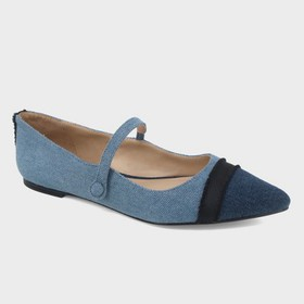 Women's Nellie Mary Jane Ballet Flats - Who What W