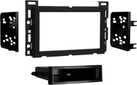 Metra - Dash Kit for Select Chevrolet, Saturn and