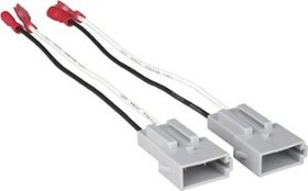 Metra - Speaker Wire Harness Adapter for Most 1989
