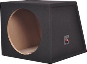 "Metra - 12"" Single Sealed Subwoofer Enclosure - Ch"