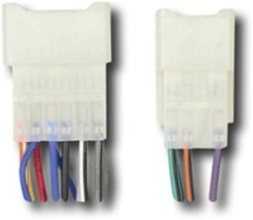 Metra - Wiring Harness for Most 1987-2007 Toyota a
