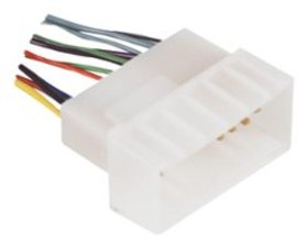 Metra - Radio Wire Harness Adapter for Select Hyun