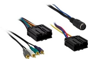 Metra - TurboWire Wire Multiharness for Select Veh