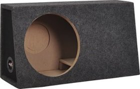 "Metra - 12"" Single Ported Subwoofer Enclosure for"