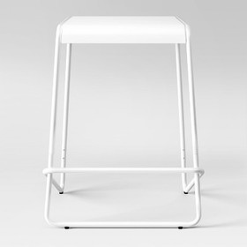 """24"""" Frey Metal Counter Stool White - Project 62&#1"""