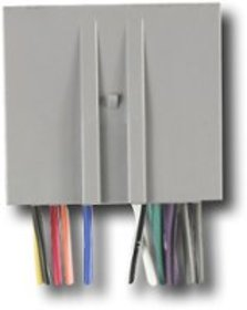 Metra - Wiring Harness for Most 2003-2007 Ford, Li