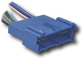 Metra - Turbokits 32-Pin Wire Harness Adapter for