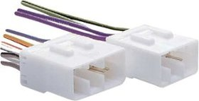 Metra - Wiring Harness for Most 1990-2001 Mazda Ve