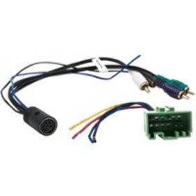 Metra - Wiring Harness for 1999-2009 Volvo Vehicle