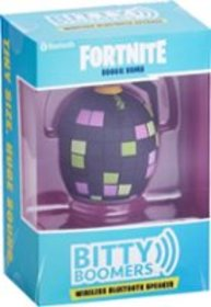 Bitty Boomers - Fortnite Boogie Bomb Portable Blue