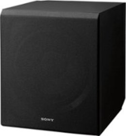 """Sony - Core Series 10"""" 115W Active Subwoofer - Bla"""