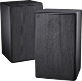 Insignia™ - 2-Way Indoor/Outdoor Speakers (Pair) -