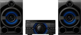 Sony - MHC-M20 High-Power Audio System - Black