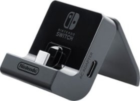 Nintendo - Adjustable Charging Stand for Nintendo