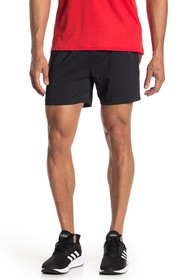 adidas Running 3-Stripe Shorts